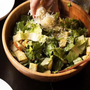 Caesar Salad | Good Cheap Eats
