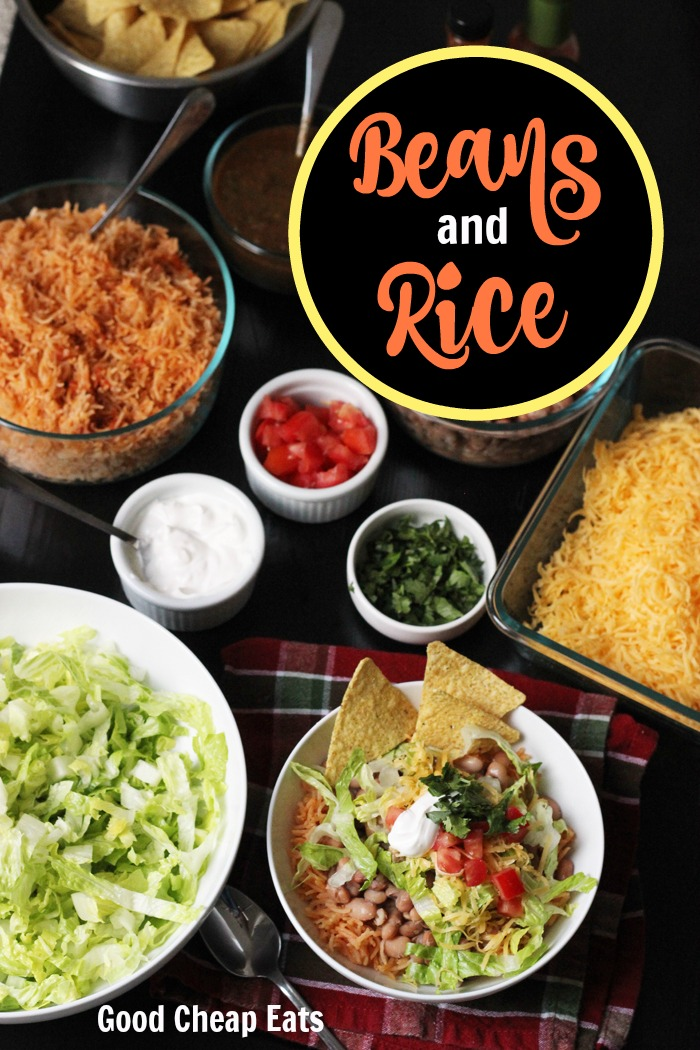 Beans and Rice | Good Cheap Eats