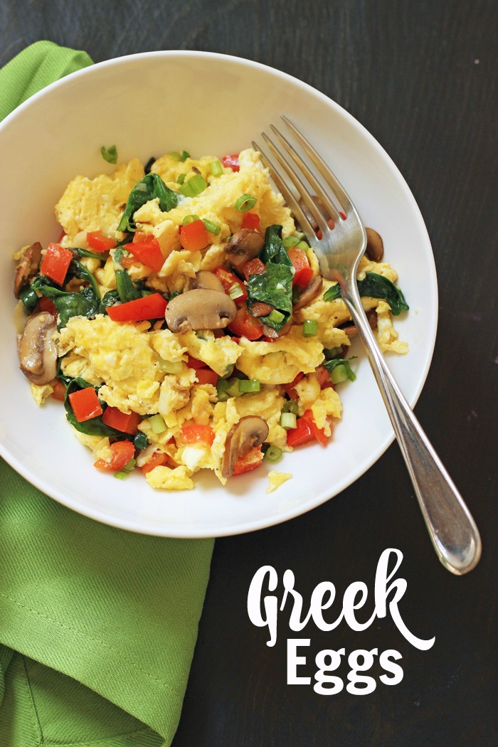 Greek Eggs | Good Cheap Eats