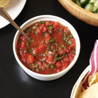 Homemade Salsa  - It's Easier than You Think!