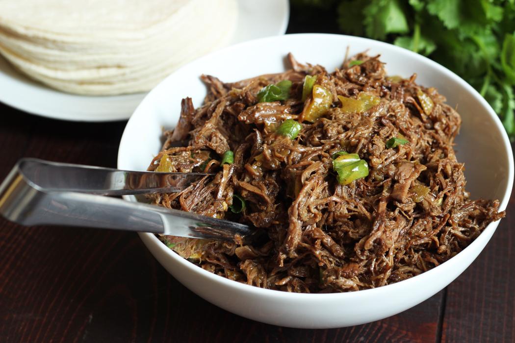 Shredded Beef Filling | Good Cheap Eats