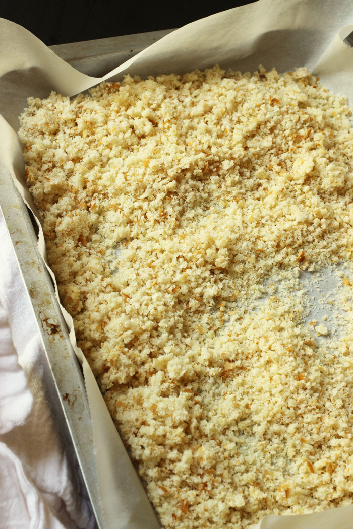 toasted panko breadcrumbs