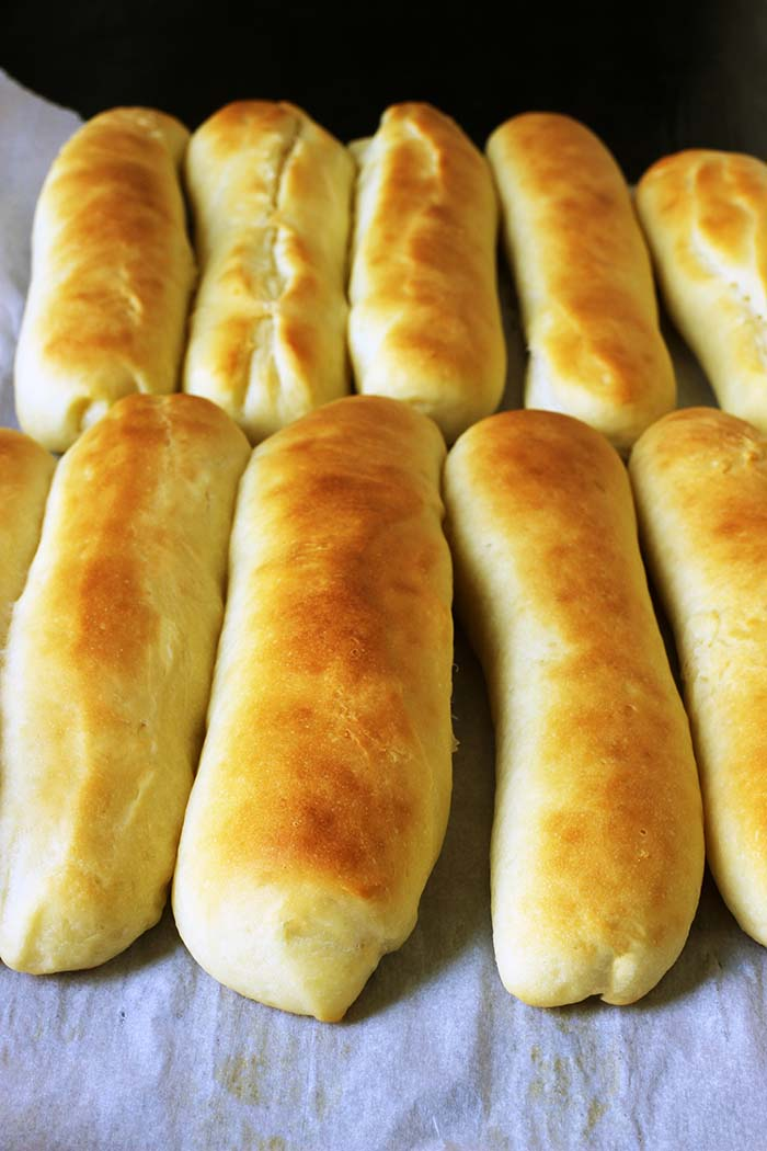 Homemade Hot Dog Buns 18 Cents Bun Good Cheap Eats Budget Recipes