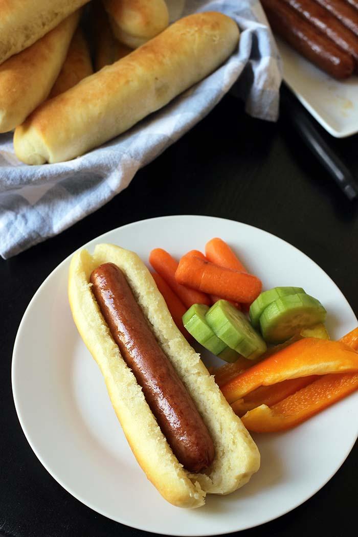 Homemade Hot Dog Buns 18 Cents Bun Good Cheap Eats Budget Recipes