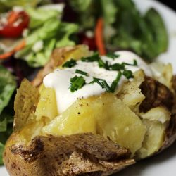 This Spud's For You: Crockpot Potatoes