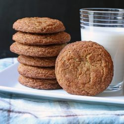 Whole Wheat Snickerdoodles as Addicting as Ever