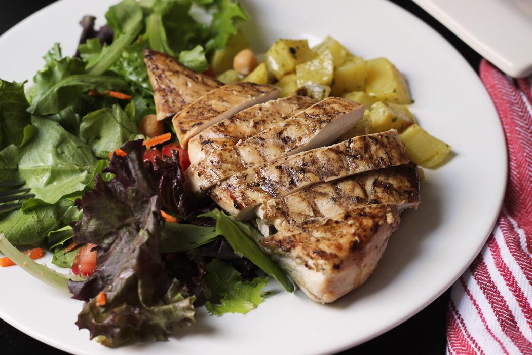 Grilled Chicken in Buttermilk Yogurt Marinade | Good Cheap Eats