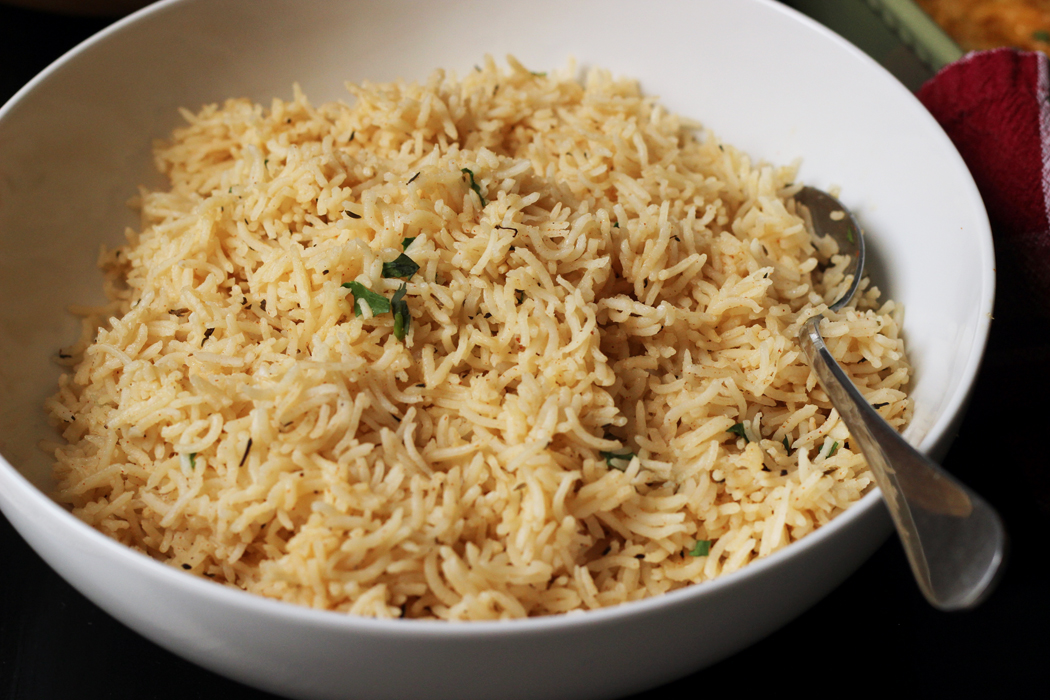 Seasoned Rice Recipes