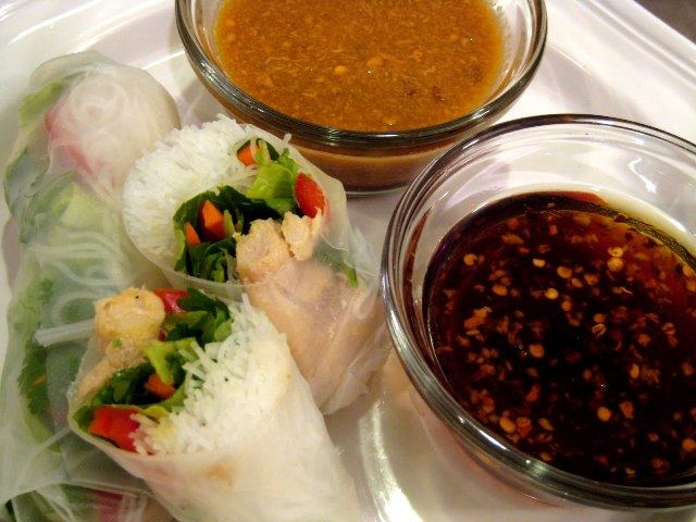 3 ethnic foods you can make yourself summer rolls forumfinder Image collections
