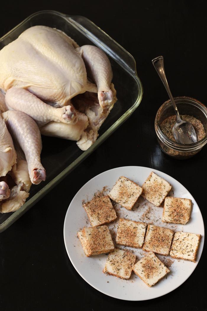 Easy Roast Chicken | Good Cheap Eats