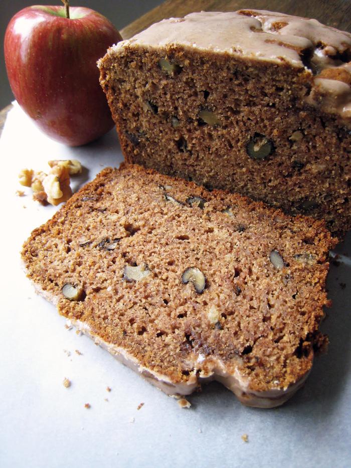 Applesauce Walnut Bread | Good Cheap Eats