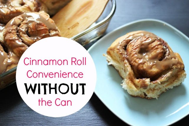 Cinnamon Roll Convenience Without the Can | Good Cheap Eats