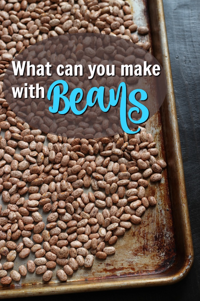 What Can You Make with Beans? | Good Cheap Eats