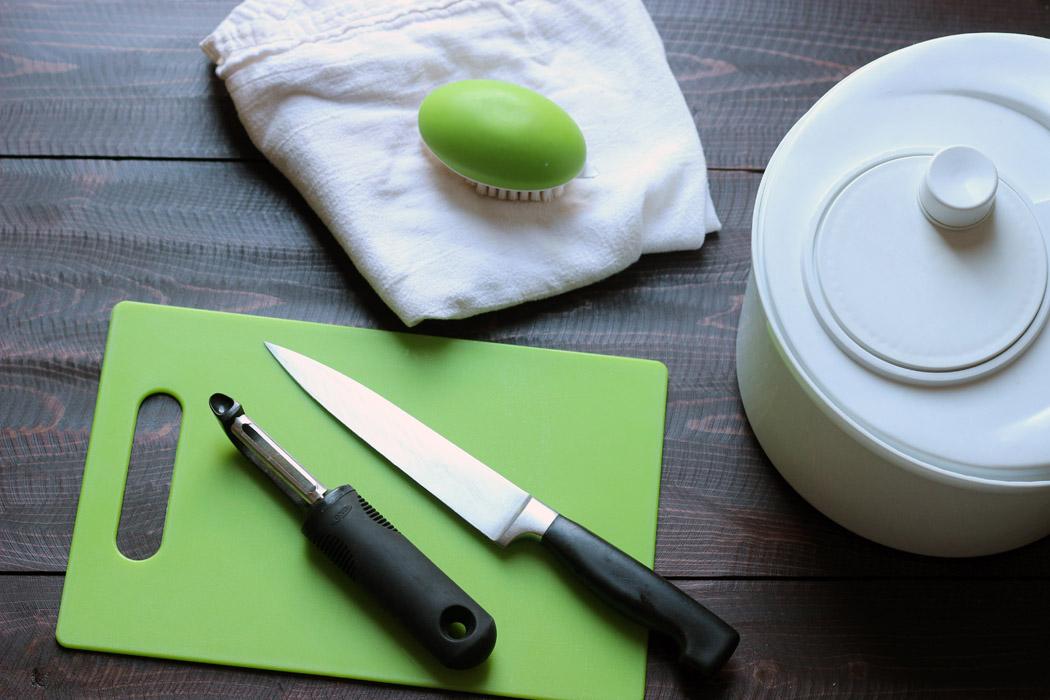 salad tools for making salad