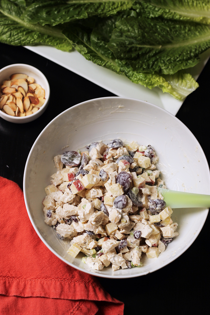 Orchard Chicken Salad | Good Cheap Eats