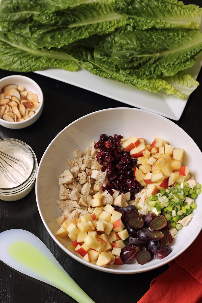 Orchard Chicken Salad - Perfect for Wraps | Good Cheap Eats