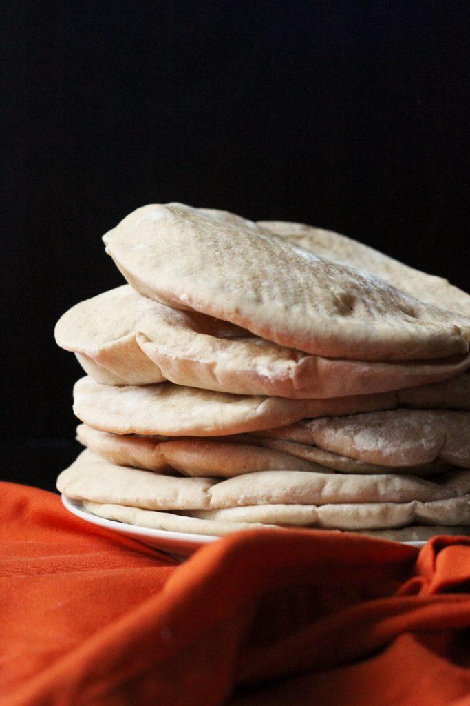 Homebaked Pita Bread - Something You