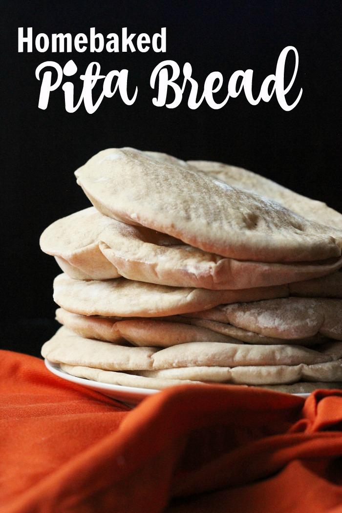Homebaked Pita Bread   Good Cheap Eats