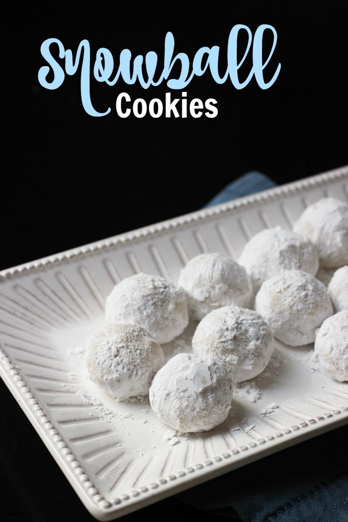Snowball Cookies | Good Cheap Eats