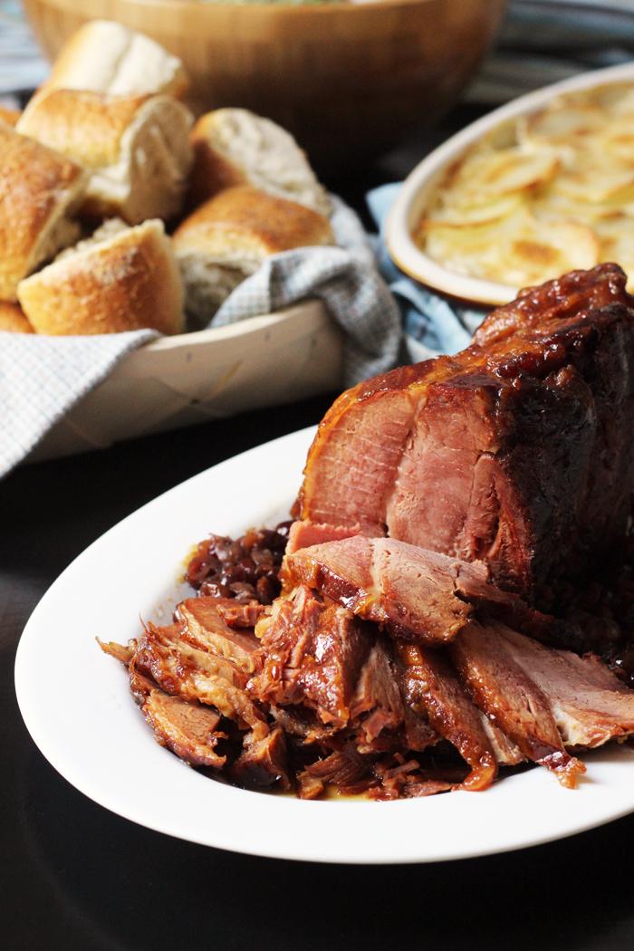 Slow Cooker Ham | Good Cheap Eats