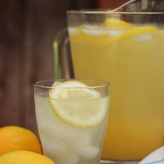 Homemade Lemonade Just Like Chick Fil A