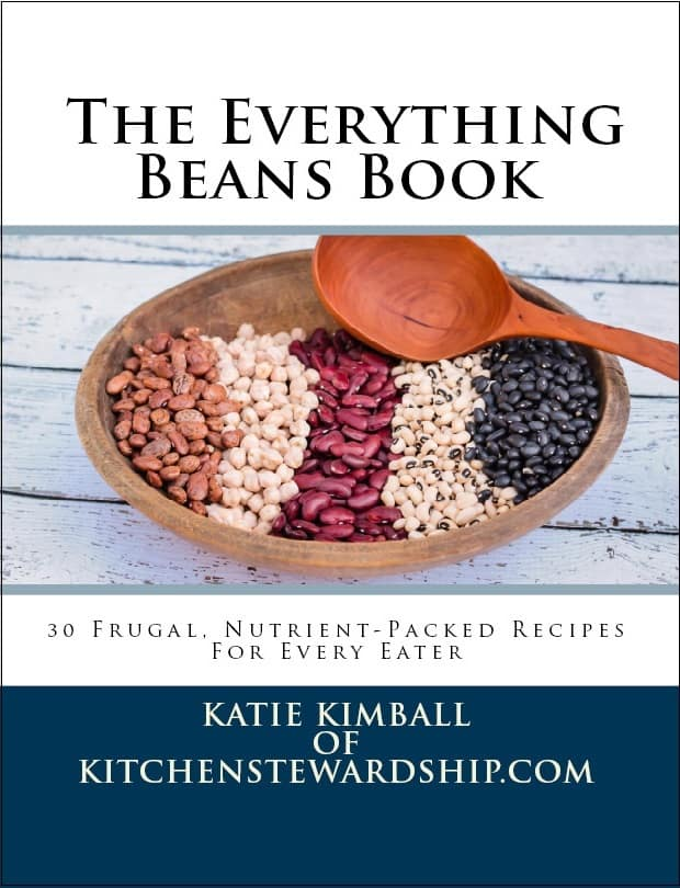 The Everything Beans Book & How to Eat More Beans | Good Cheap Eats