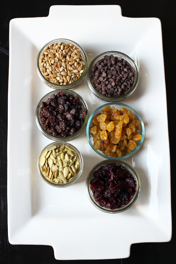 Trail Mix with Fruit, Seeds, & Chocolate | Good Cheap Eats