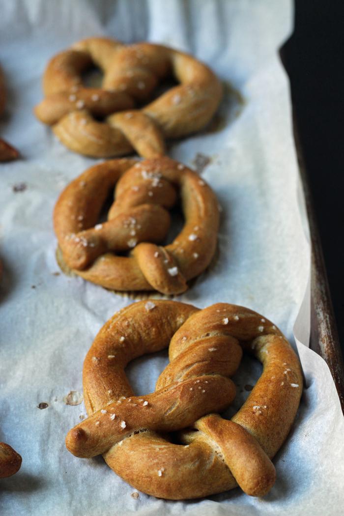 pretzels bread machine