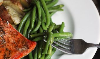 Easy Garlic Green Beans | Good Cheap Eats