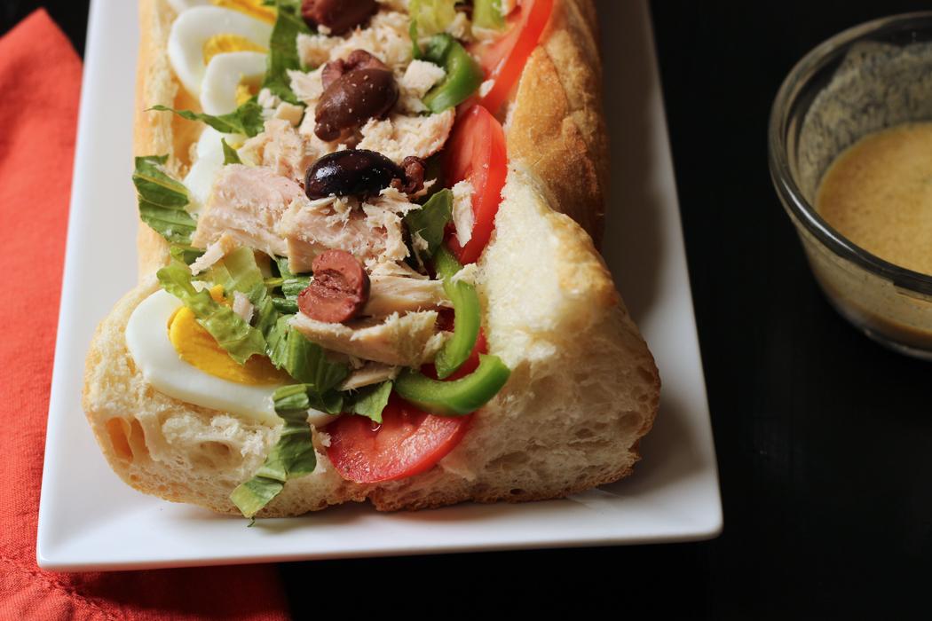 Pan Bagnat | Good Cheap Eats