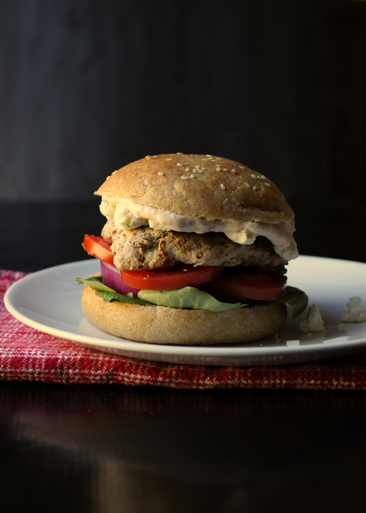 Tarragon Turkey Burgers from Good Cheap Eats