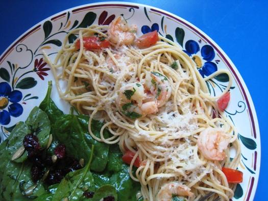 Cilantro Shrimp 2