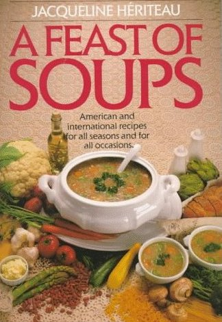 cover of A Feast of Soups