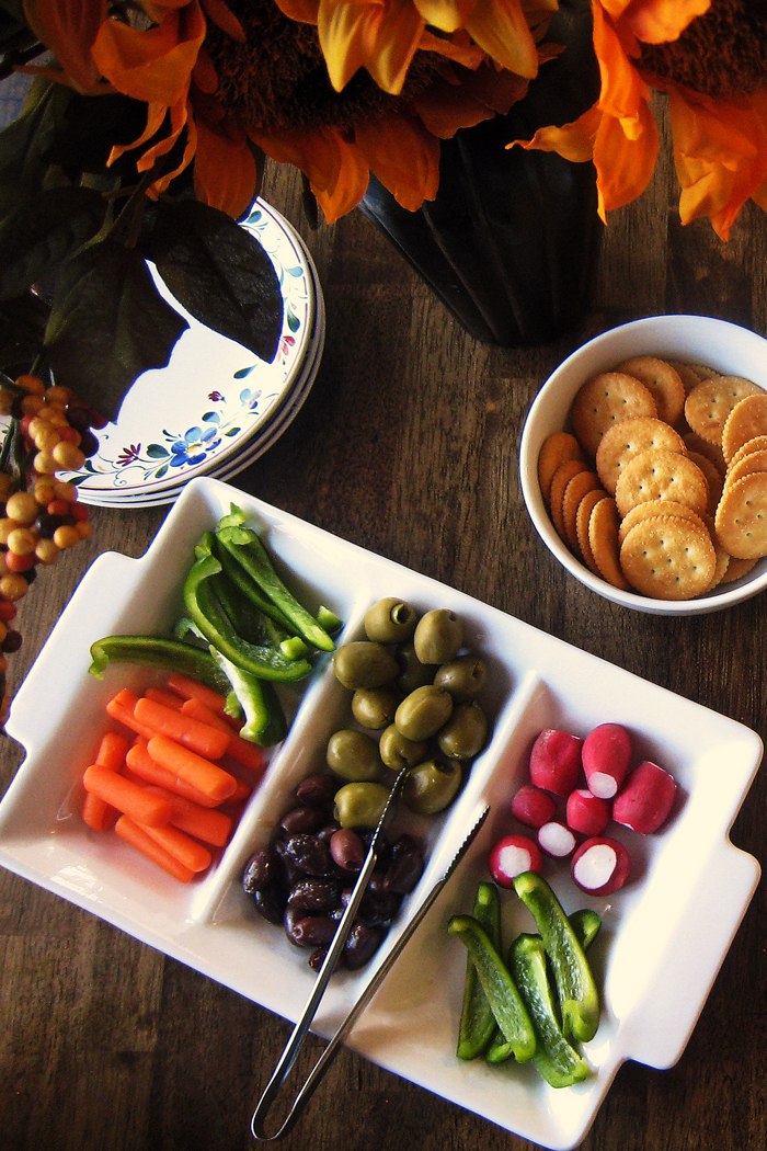 Relish Tray | Good Cheap Eats