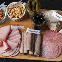 Prepare a Snack Tray for Easy Holiday Entertaining