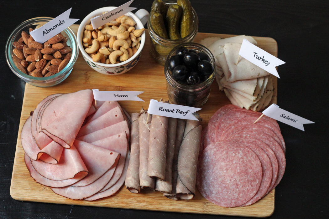 Hospitality Reminder: Prepare a Snack Tray | Good Cheap Eats