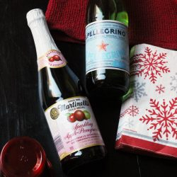 Fill a Beverage Box for Holiday Entertaining