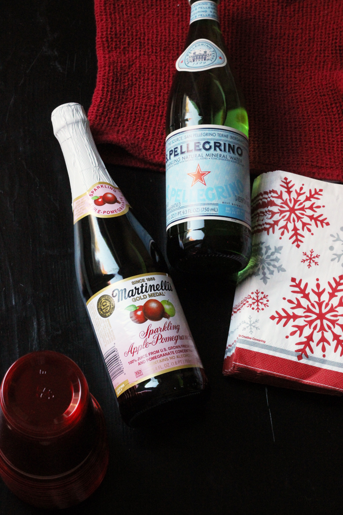 Fill a Beverage Box for Holiday Entertaining | Good Cheap Eats