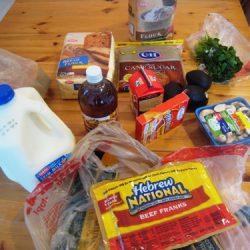Ralphs final week pantry challenge