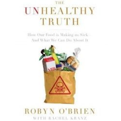 cover of the unhealthy truth