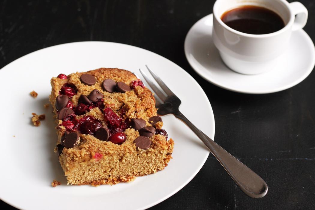 Cranberry Chocolate Snack Cake Recipe - Good Cheap Eats