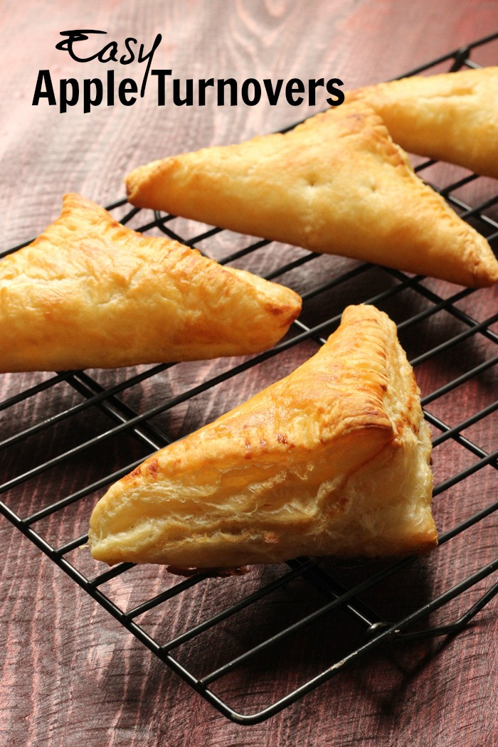 Easy Apple Turnovers | Good Cheap Eats