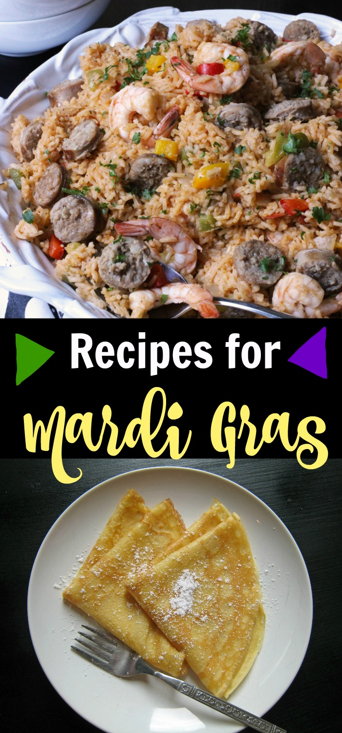 Mardi Gras Recipes to Ensure Les Bons Temps Rouler | Good Cheap Eats