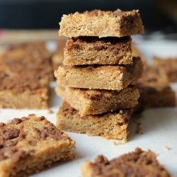 Snickerdoodle Bars | Good Cheap Eats