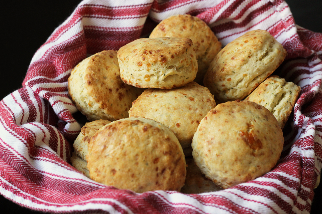 Cheese and Herb Biscuits   Good Cheap Eats