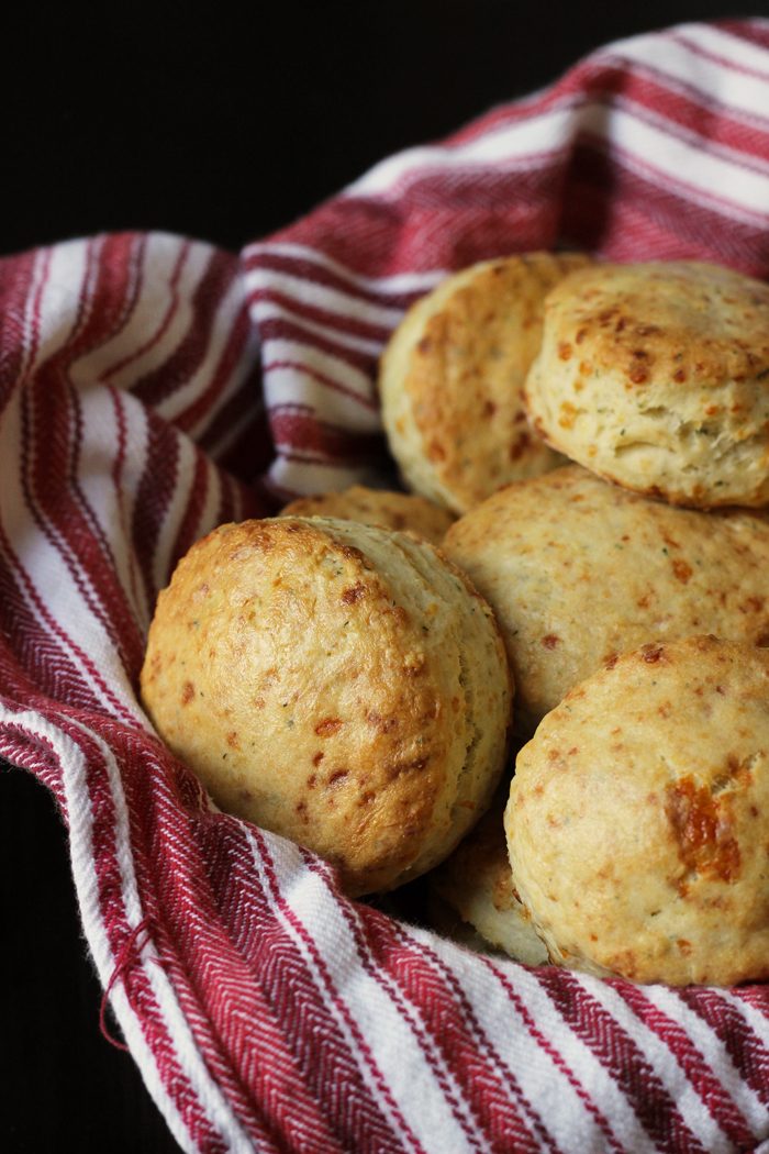 Cheese and Herb Biscuits | Good Cheap Eats