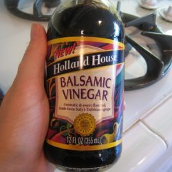 "Using Balsamic Vinegar to ""Fix"" a Sauce"