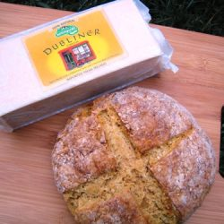 soda bread cheese