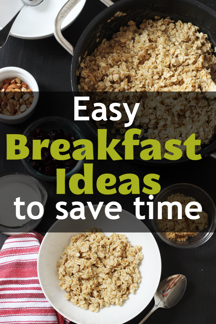 Easy Breakfast Ideas | Good Cheap Eats