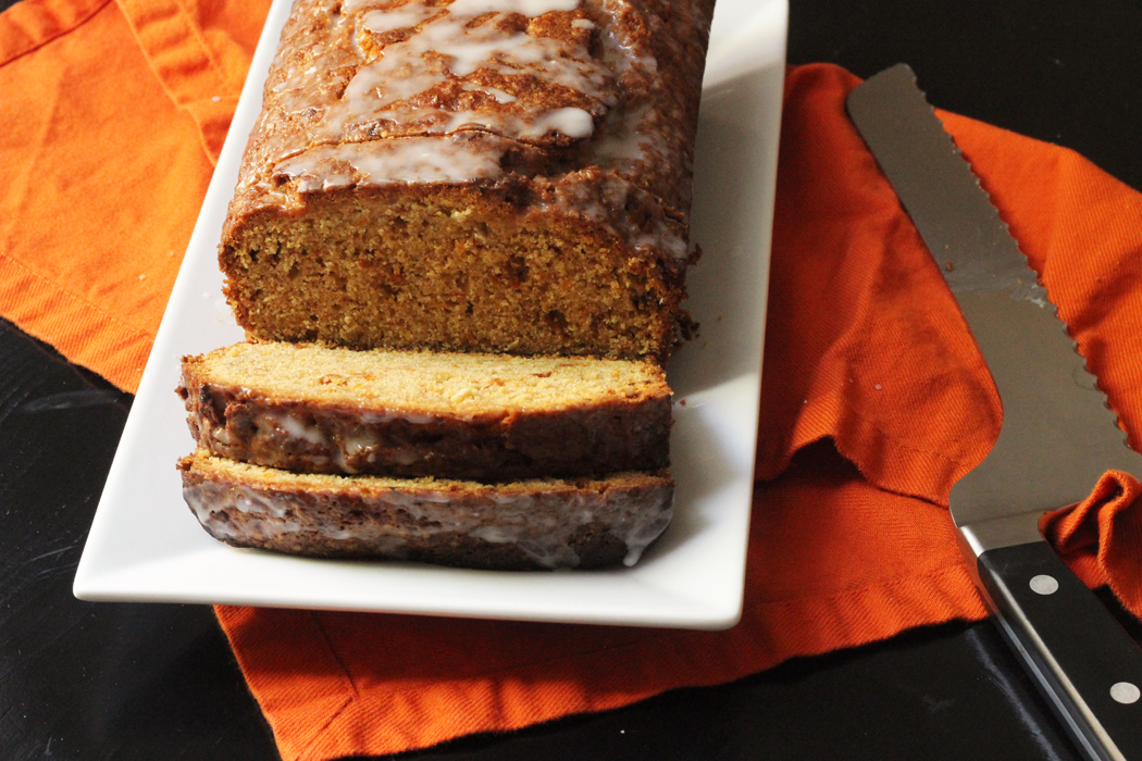 Spiced Carrot Bread Recipe | Good Cheap Eats